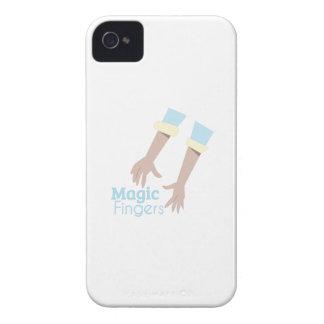 Magic Fingers iPhone 4 Cover