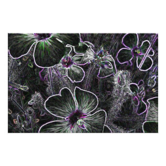 Magic Flower Art Photo