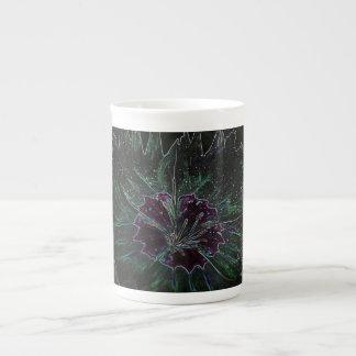 Magic Flower Porcelain Mugs