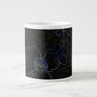 Magic Flower Extra Large Mugs