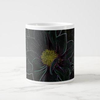 Magic Flower Jumbo Mugs