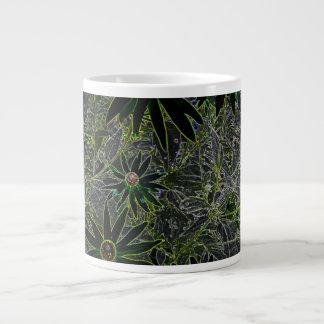Magic Flower Jumbo Mug