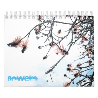 Magic Flowers Wall Calendars