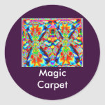 MAGIC FLYING CARPET STICKERS