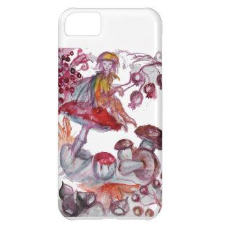 MAGIC FOLLET OF MUSHROOMS iPhone 5C CASE