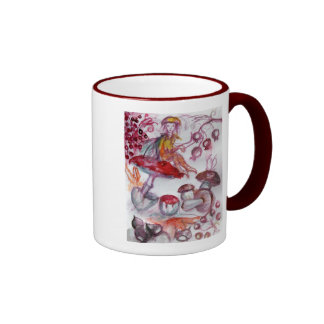 MAGIC FOLLET OF MUSHROOMS COFFEE MUGS