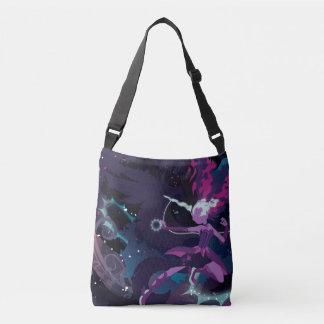 Magic girl crossbody bag