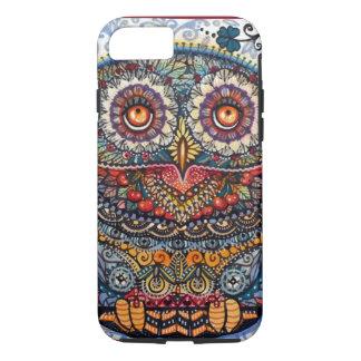 Magic graphic owl painting iPhone 8/7 case