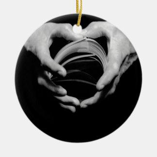 Magic Hands Christmas Ornament