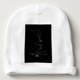 magic hare baby beanie