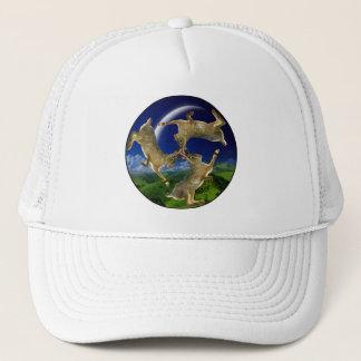 Magic Hares Trucker Hat