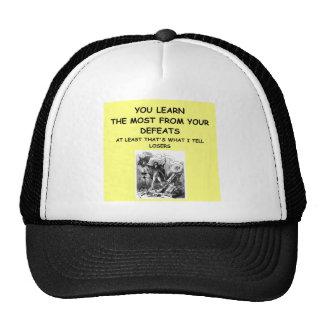 magic mesh hats