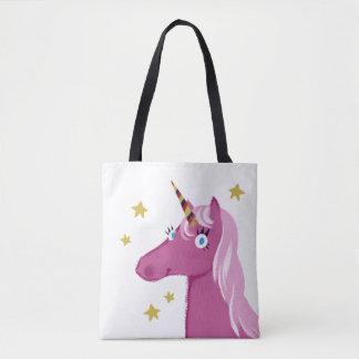 Magic Horses bag pink