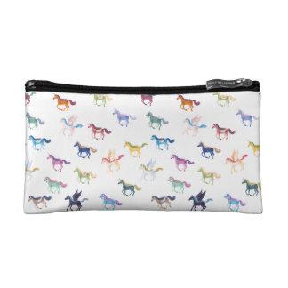 Magic Horses cosmetic bag