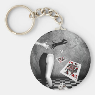 Magic Illusion Keychain
