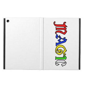 Magic iPad Case (Multi-Color)