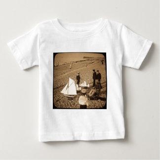 Magic Lantern Slide  Seaside at Dieppe France T Shirts