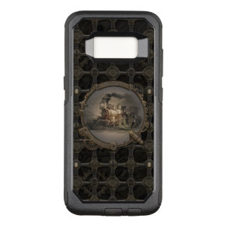 Magic Lantern - Steampunk. OtterBox Commuter Samsung Galaxy S8 Case