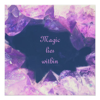 Magic lies within