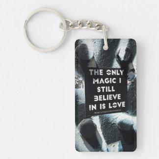 Magic Love Keychain