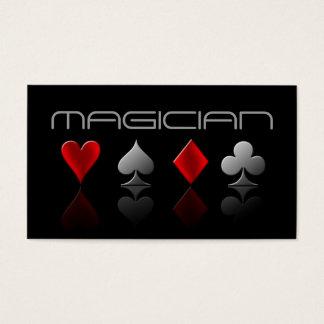 Magic Magician Card Poker Trick Entertainment