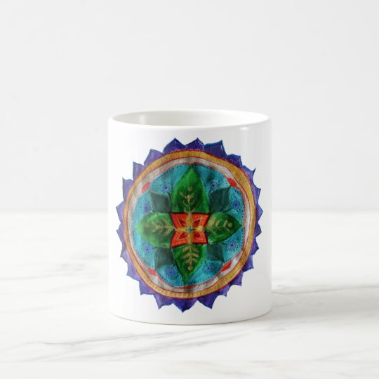 Magic Mandala Classic Mug