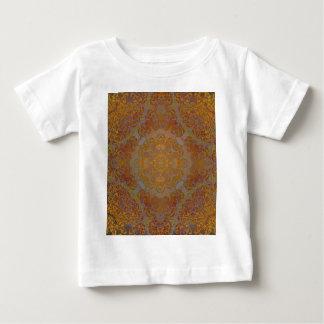 magic mandala orange baby T-Shirt