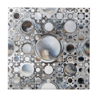 Magic Mirrors Small Square Tile