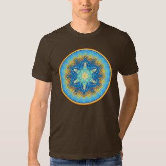 Magic Moon Mandala T Shirt