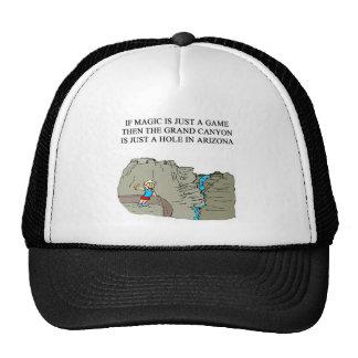 MAGIC mtg game player Hat