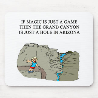 MAGIC mtg game player Mouse Pads