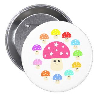 Magic Mushroom Badge