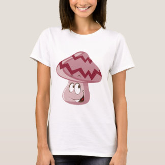 Magic Mushroom Emoji T-Shirt
