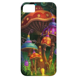 Magic Mushroom iPhone 5 Cover