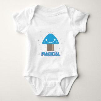 Magic Mushroom Kawaii Tee Shirt