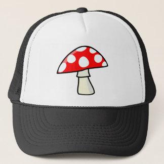 Magic Mushroom Trucker Hat