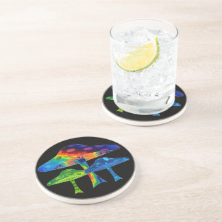 Magic Mushrooms Coaster