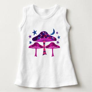 Magic Mushrooms Dress
