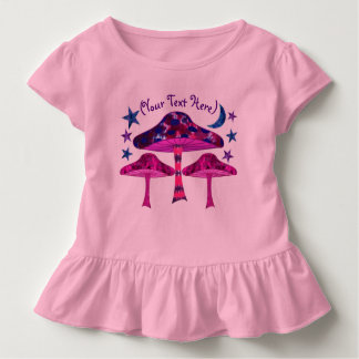 Magic Mushrooms Toddler T-Shirt