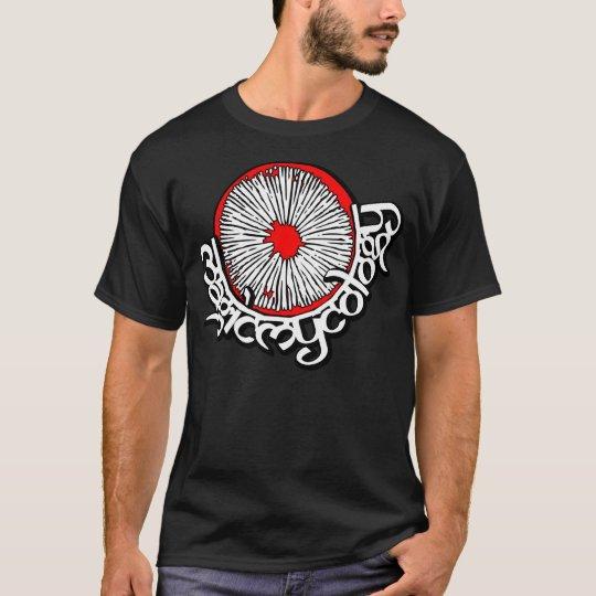 Magic Mycology Black T-Shirt