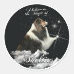 Magic of Shelties Stickers
