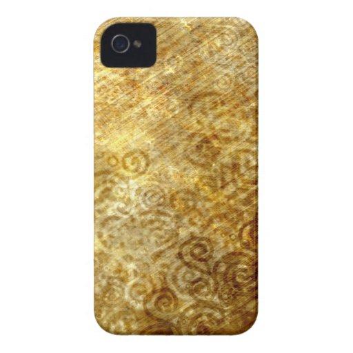 Magic Parchment iPhone 4 Case