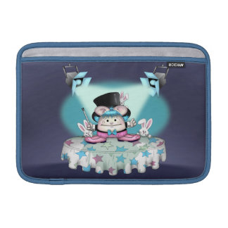 "MAGIC PET 2 CARTOON Macbook Air Horizontal 11"" MacBook Sleeve"