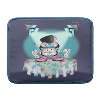 "MAGIC PET 2 CARTOON Macbook Air Horizontal 13"" Sleeve For MacBook Air"