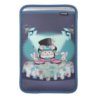 "MAGIC PET 2 CARTOON Macbook Air Vertical 11"" Sleeve For MacBook Air"