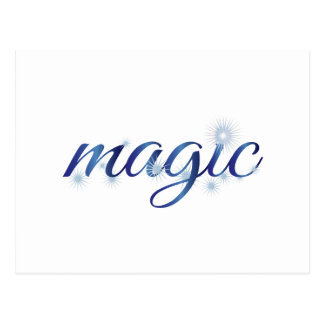 Magic Postcard