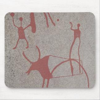 Magic scenes mouse mat