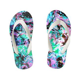 Magic Sea Flip Flops