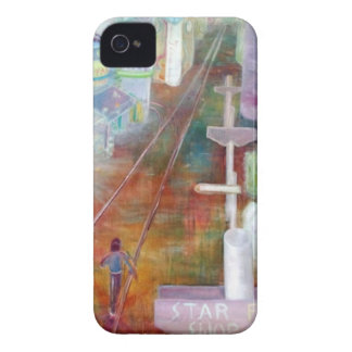 Magic shopping mall iPhone 4 cover