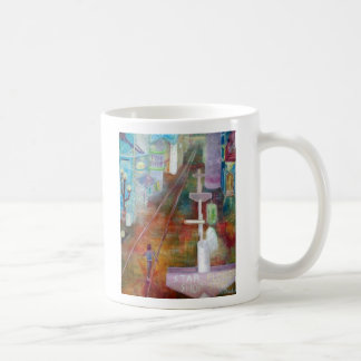 Magic shopping mall mug